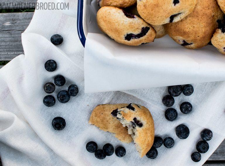 Rezept für Blaubeer-Joghurt-Cookies | Und nochmal PamK…
