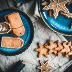 Spekulatius-Cookies, weicher und dicker als Original-Spekulatius, als Geschenkanhänger, hünsche Kekse mit Royal Icing oder Tassenkekse / Speculoos cookies, softer and thicker than the original [wienerbroed.com]