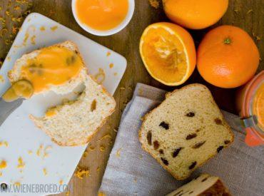 Ein feiner Brotaufstrich mit Orangen, der nicht so Butter wie Orangen-Marmelade ist? Ja klar, dieses Orangen-Curd!