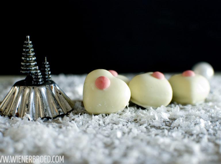 Punsch-Marzipan-Pralinen | Wo ist der Schnee? Der Punsch ist schon da…
