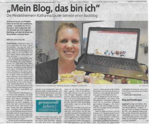 Wienerbroed.com in der Bietigheimer Zeitung