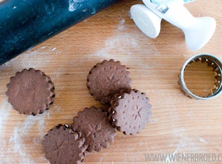 Schokokekse mit Vanillecreme – Soulfood, jemand? Wie wär's mit Keksen?
