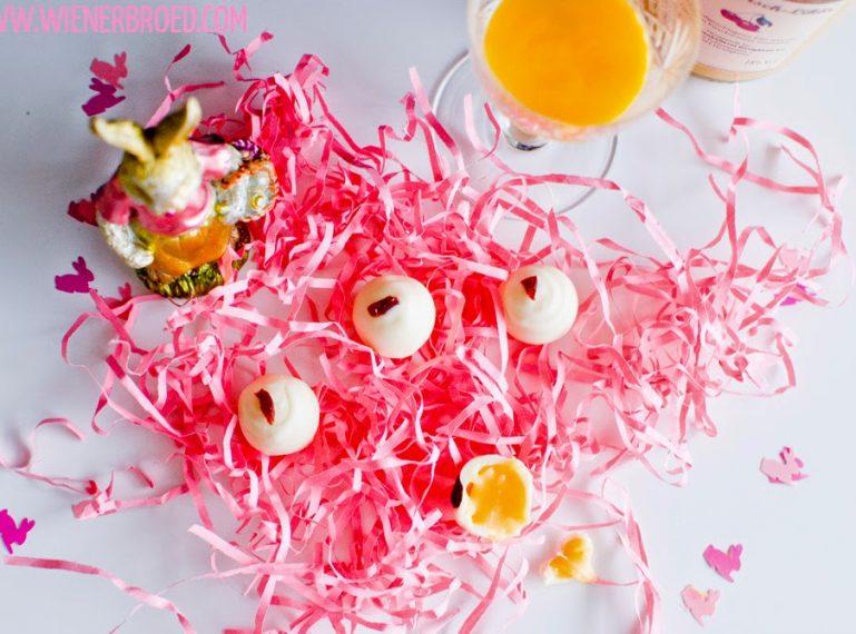 Eierlikör-Kirsch-Trüffel – Frühlingshafter Schwipps in Schoki gefällig?