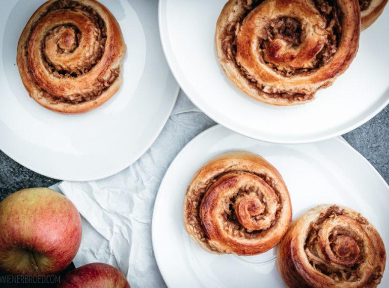 Apfel-Zimt-Schnecken | Es gibt neue Äpfel!