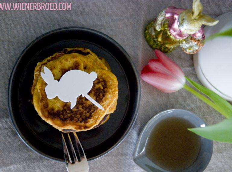 Rüblikuchen-Pancakes | Karotten mal anders