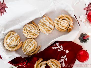 """Was gehört für euch zu Weihnachten dazu? Also kulinarisch. Außer vielleicht Kartoffelsalat und Würstchen. Vermutlich antworten viele: """"Lebkuchen"""". Und das nicht nur in Deutschland, sondern auf der ganzen Welt: Gingerbread, Pepparkaka, Pain d'épices, Pan de jenibre, Pan di zenzero. Für Lebkuchen gibt es in vielen, vielen Sprachen ein Wort. Und auch der klassisch deutsche Lebkuchen […]"""