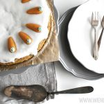 Rüblikuchen / Carrot cake [wienerbroed.com] Ein saftiger Klassiker aus der Schweiz nicht nur zur Osterzeit / A juicy Swiss classic not only for Easter time