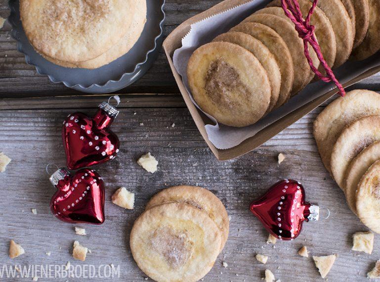 Dänische Jødekager – Plätzchen für der Cookie Club