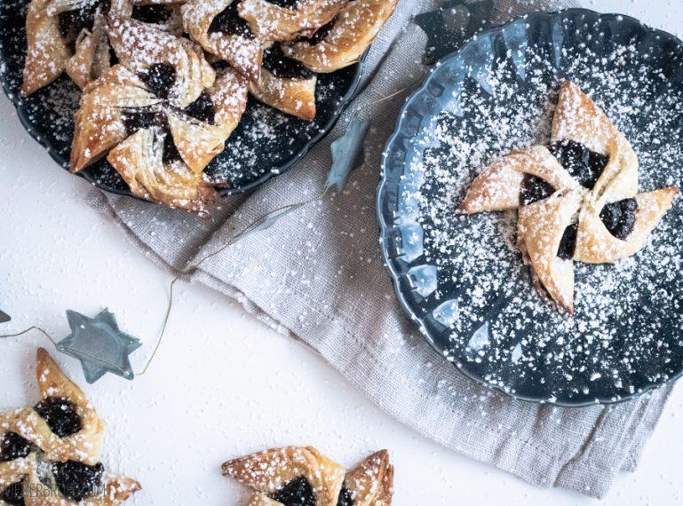 Finnische Weihnachtskuchen – Joulutorttu!  Joulu was?