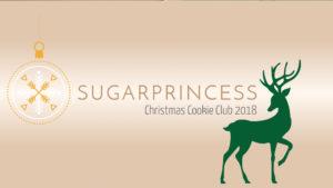 Sugarprincess Christmas Cookie Club - Wienerbroed ist dabei!