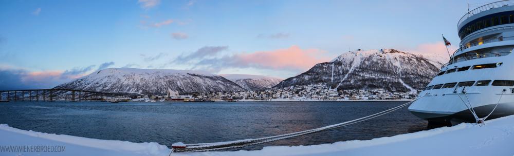 """Mit der AIDAcara im Winter in Norwegen auf der Reise """"Winter im hohen Norden"""" – Das Tor zur Arktis, ein Besuch in Tromsø [wienerbroed.com]"""