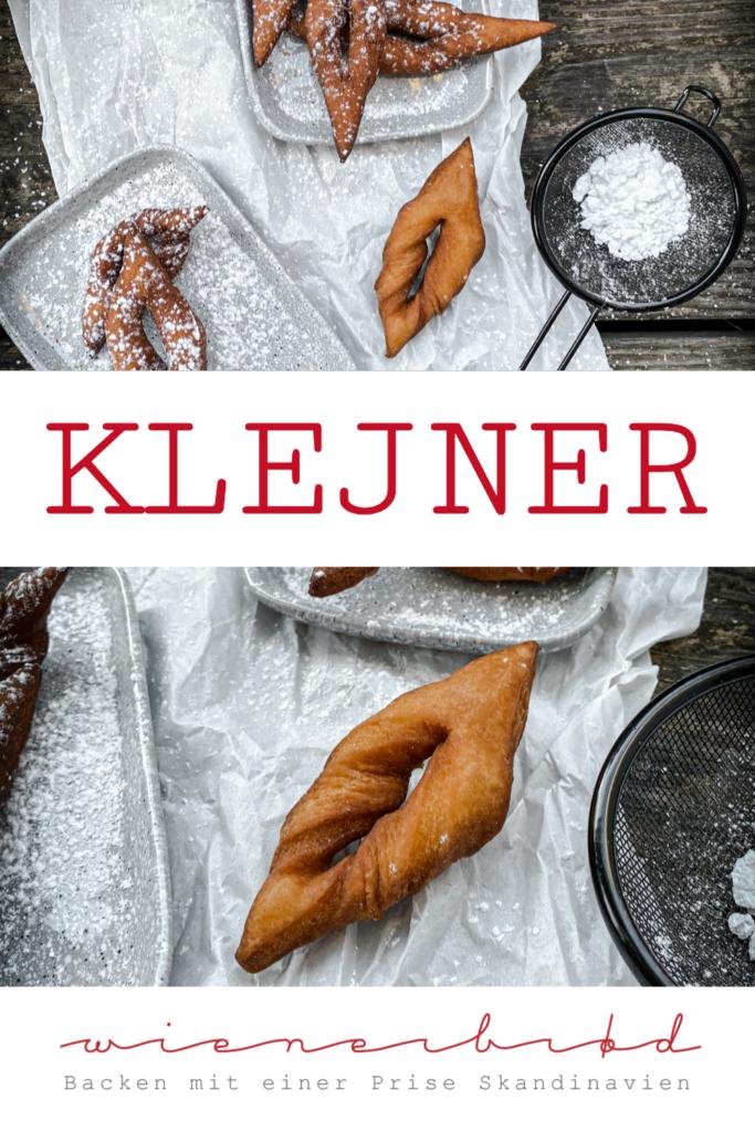 Klejner, skandinavisches Fettgebäck zur Weihnachtszeit und Last-Minute-Geschenk-Ideen für Skandinavien-Liebhaber / Klejner, Scandinavian Christmas pastry [wienerbroed.com]