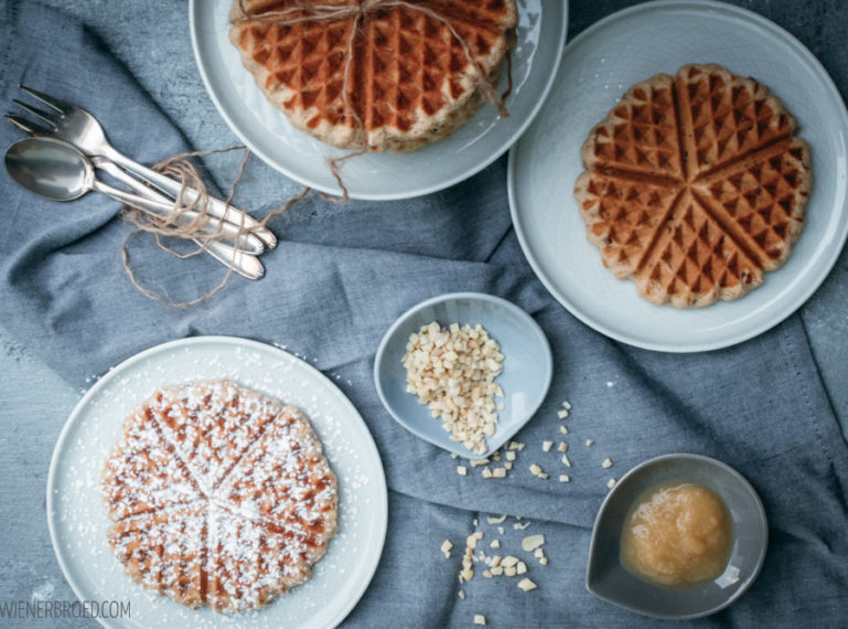 Bratapfel-Waffeln – Das war's, 2019