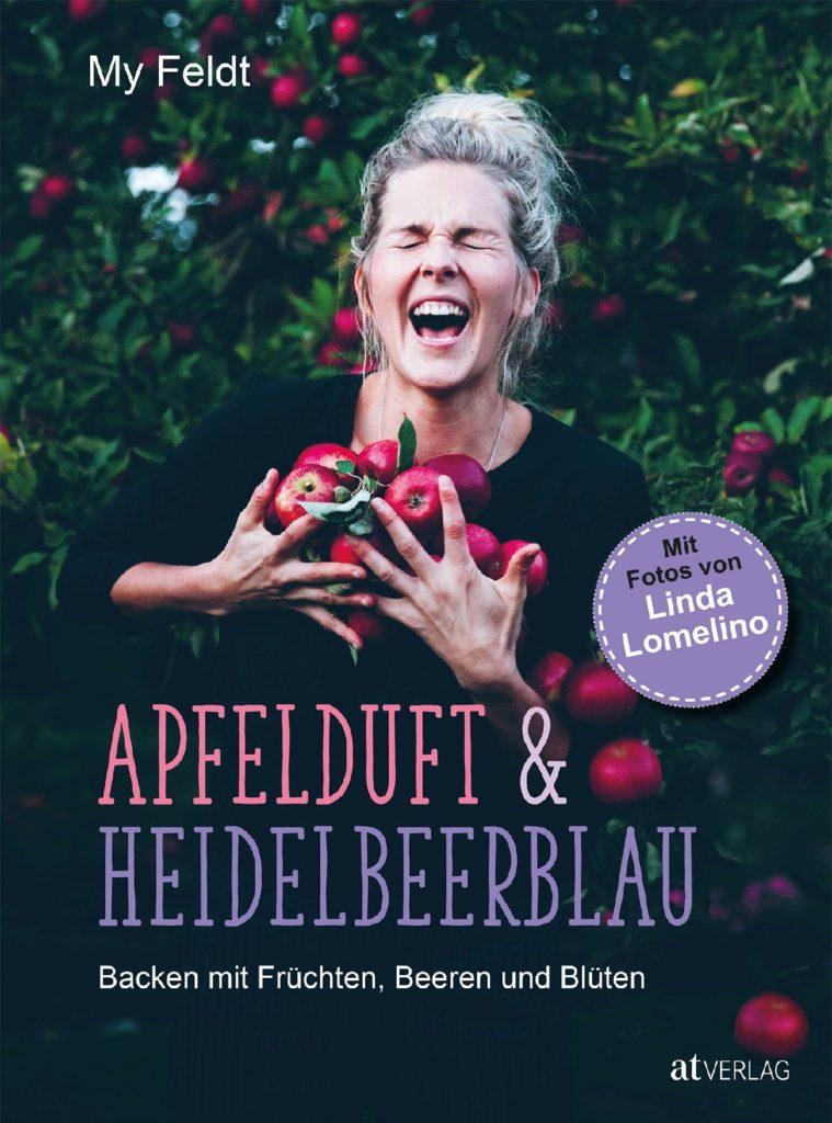 Kaufempfehlung - My Feldt -Apfelduft und Heidelbeerblau