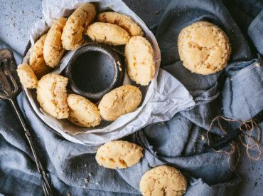"""Kennt ihr schon """"Drömmar"""", die schwedischen Träume? Dass sind zartmürbe Vanillekekse, die einfach traumhaft schmecken!"""